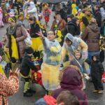 Kinderkarnevalsumzug in Overhetfeld 2020